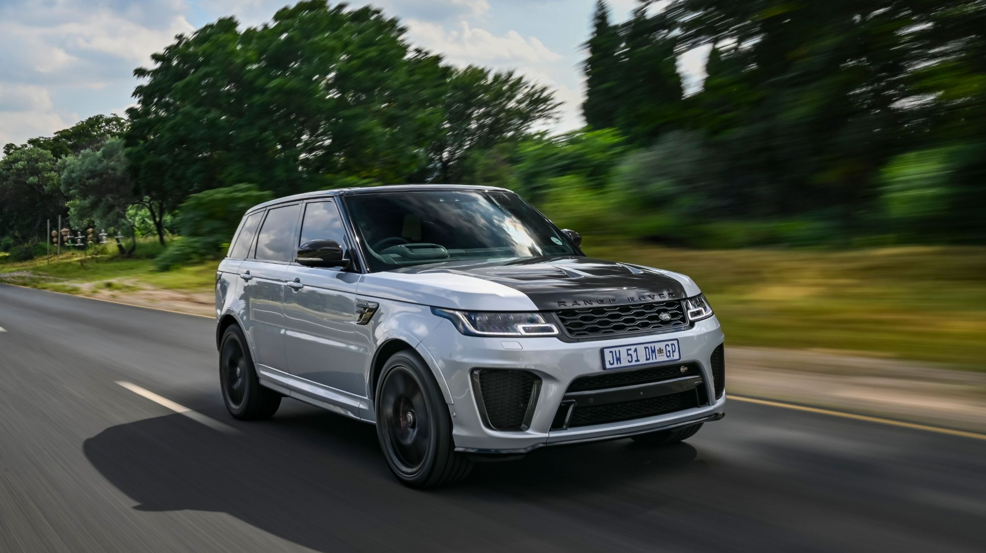Range Rover Sport SVR Carbon Edition now in Mzansi