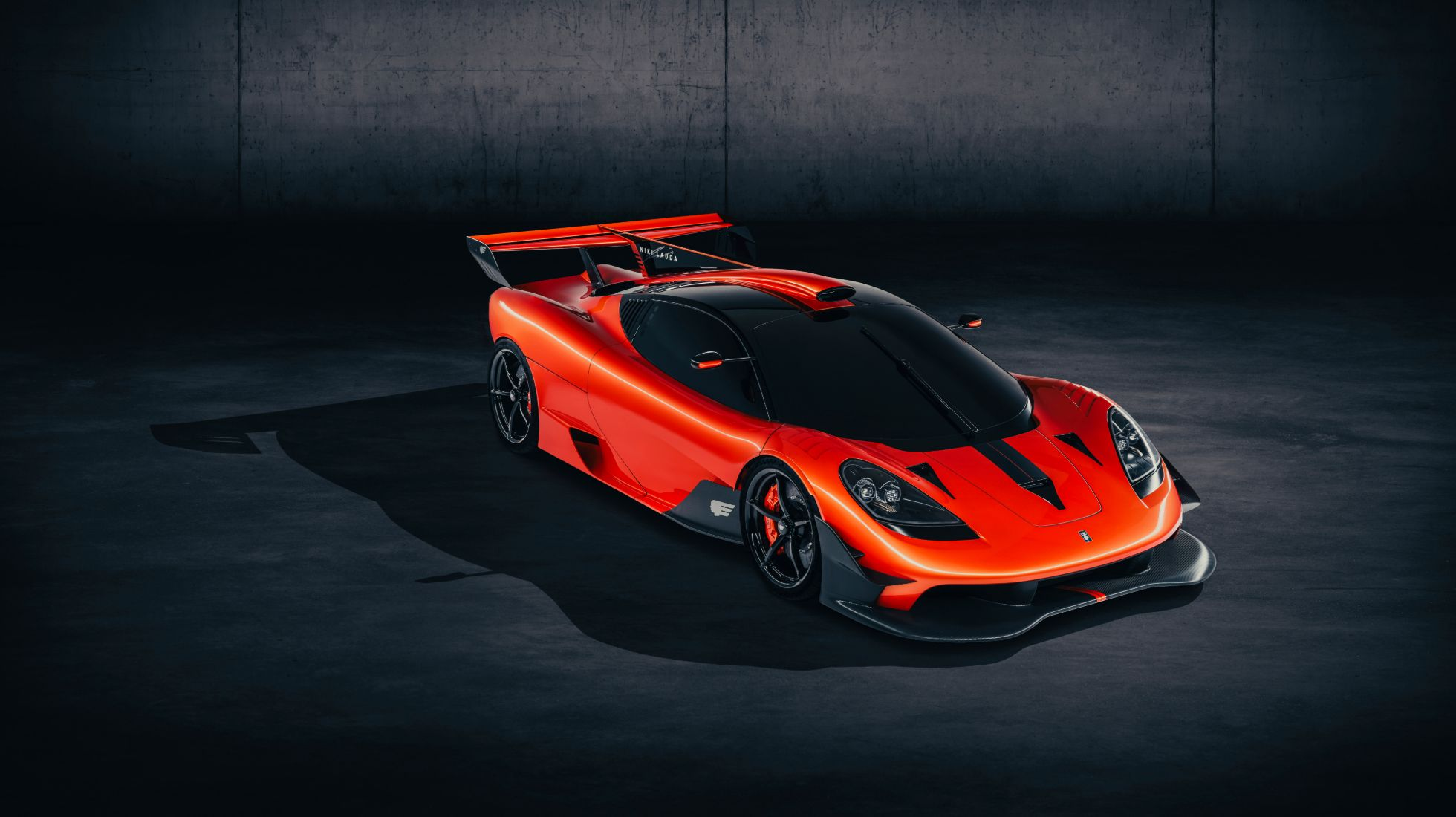 Gordon Murray Automotive's track-ready T.50s Niki Lauda unveiled