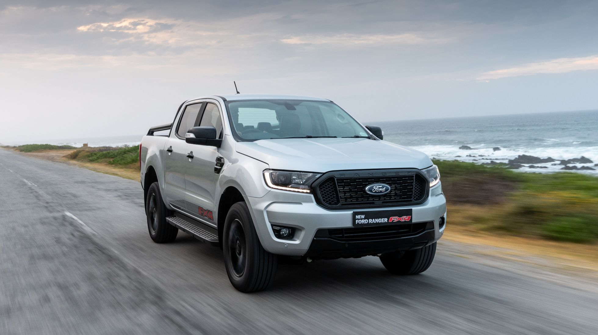 Ford revives the Special Edition FX4 nameplate