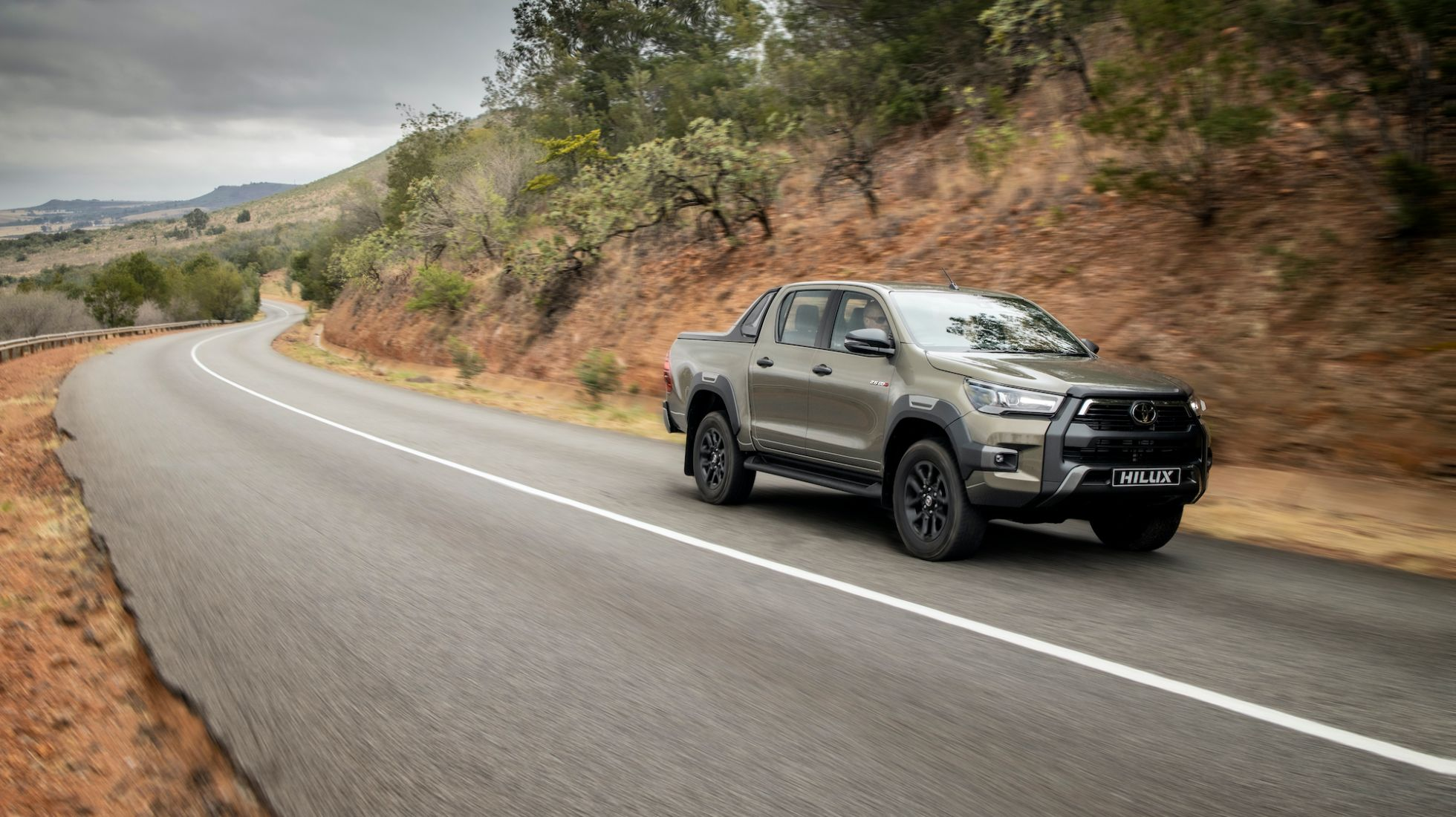 Hilux ups the ante in power and tech.