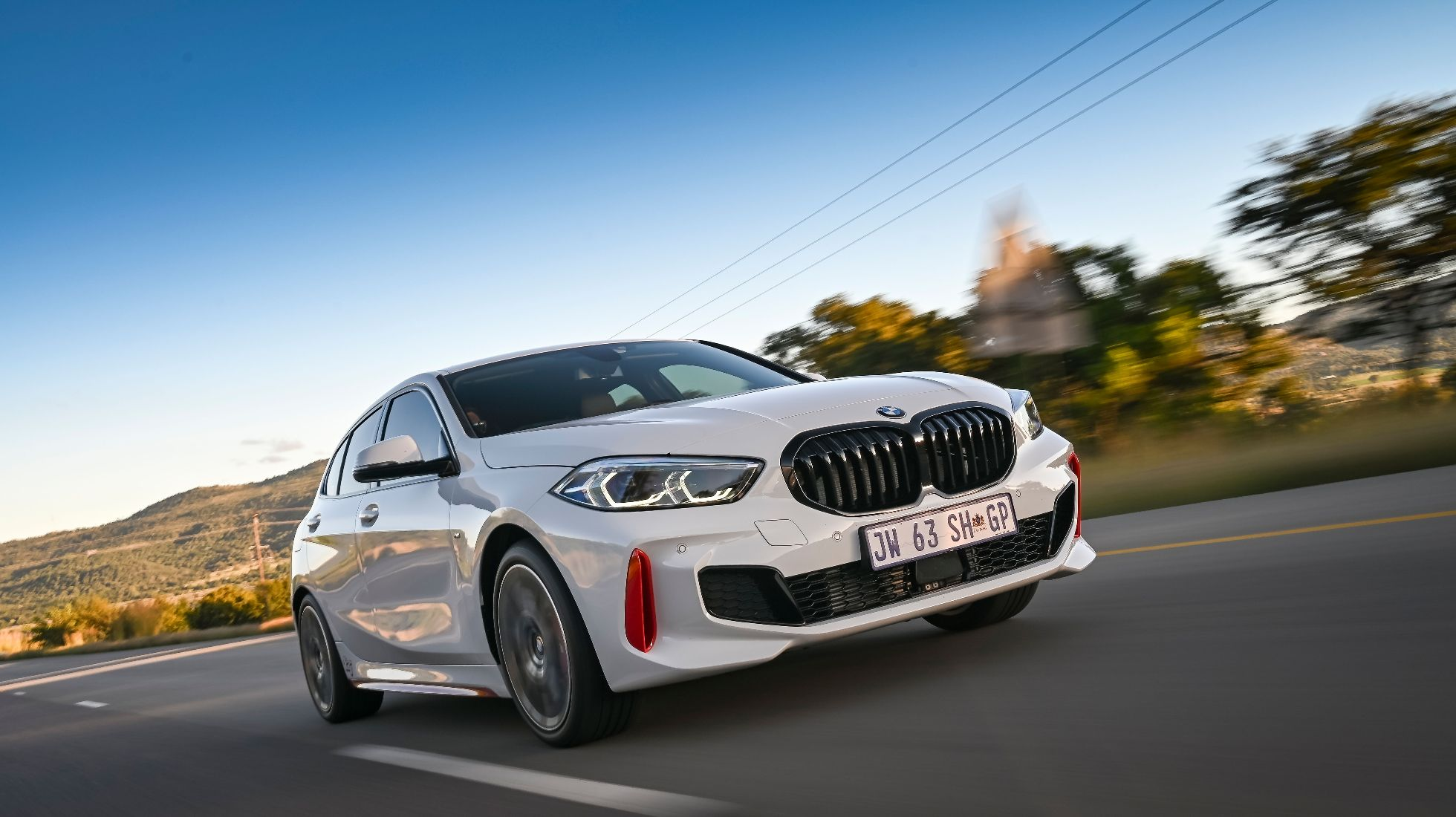 FIRST DRIVE: BMW's 128ti has VW's GTI on the spot