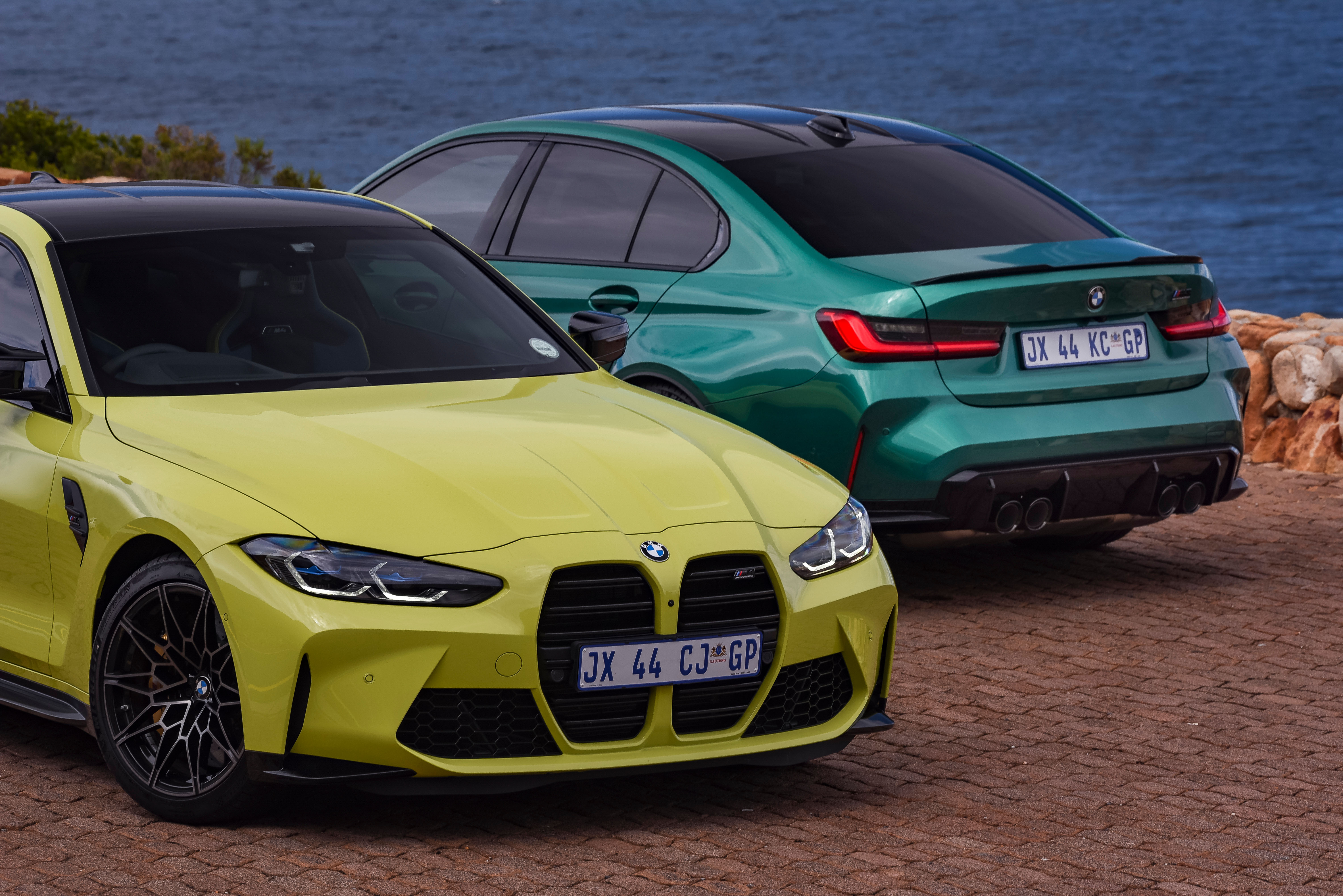 The new BMW M3 & M4 Top 5