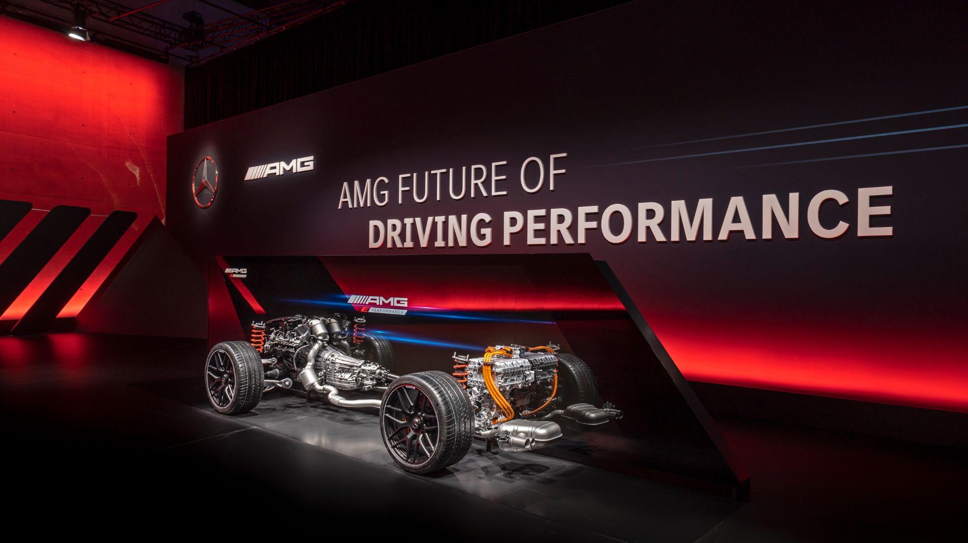 Mercedes-AMG details future drivetrains for C63 and GT 4 Door