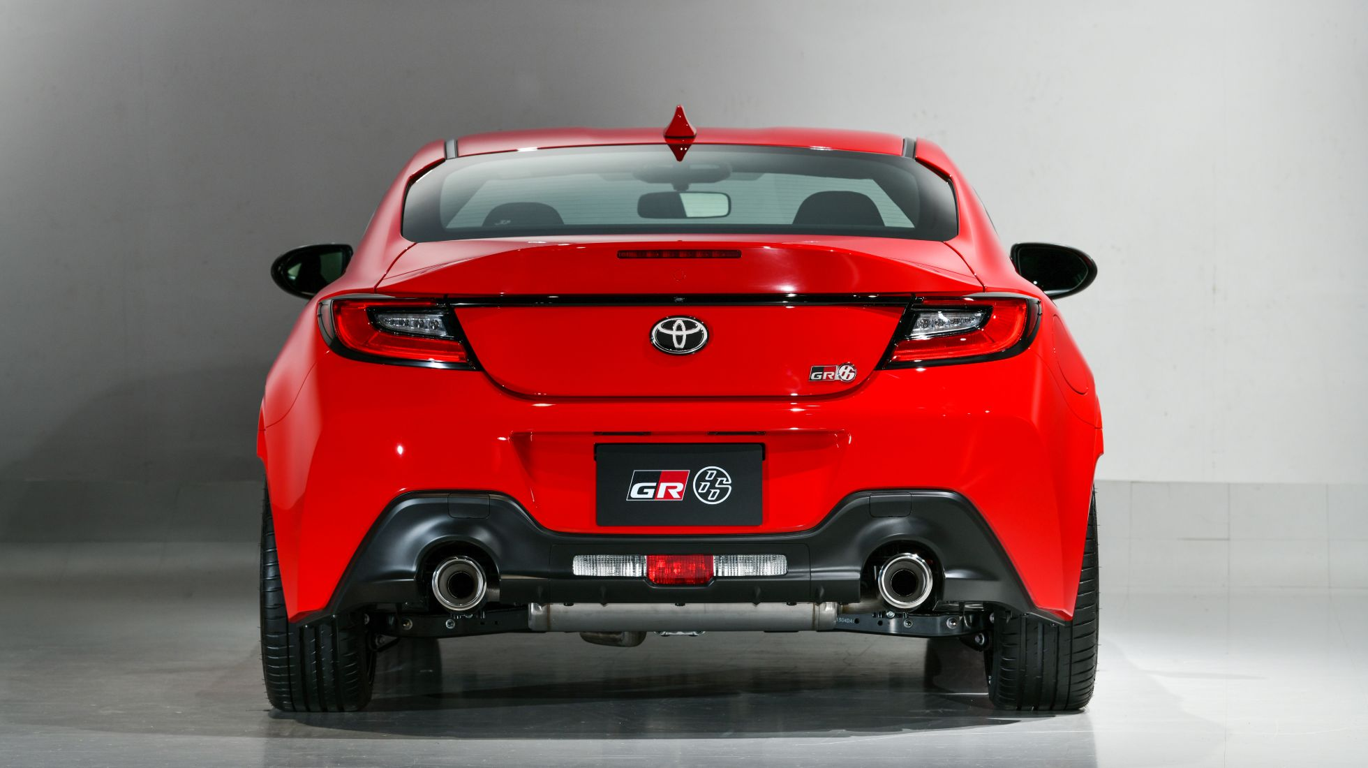 Toyota unveils its new GR 86 sportscar
