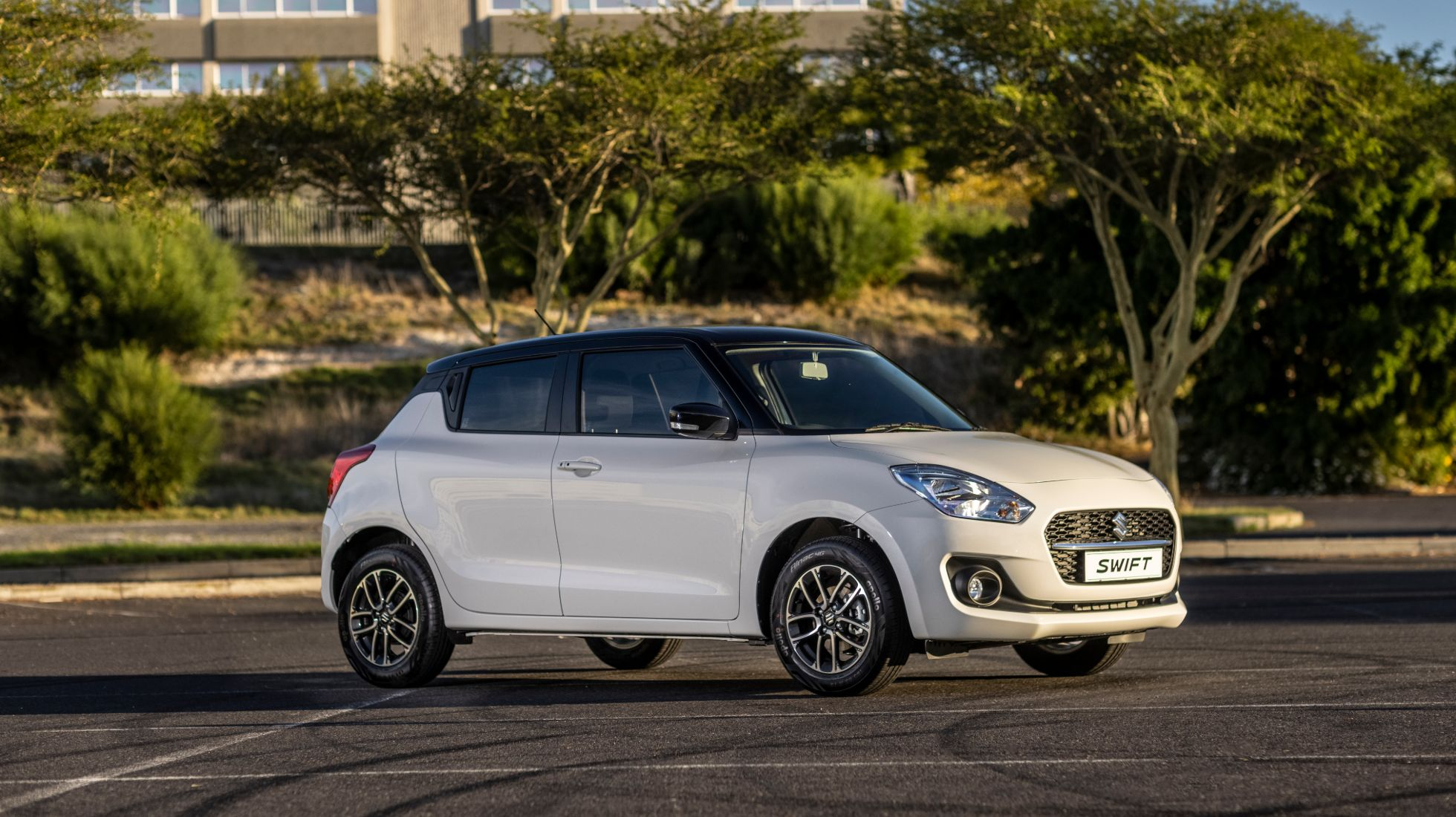 Mild Updates to the popular Suzuki Swift