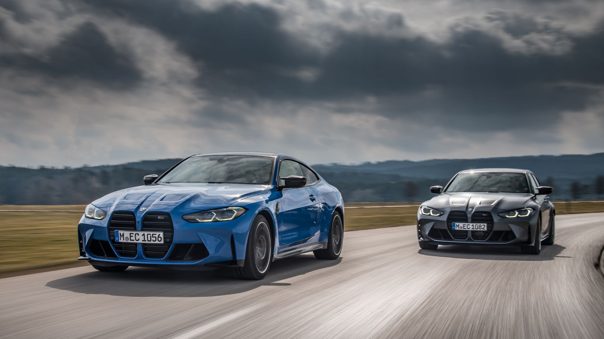 BMW M3 and M4 Competition get all-wheel drive traction