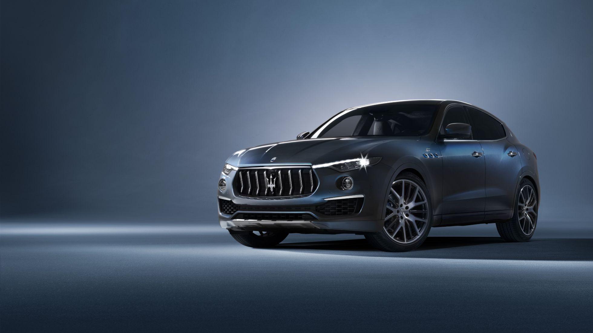 Maserati debuts Hybrid Levante
