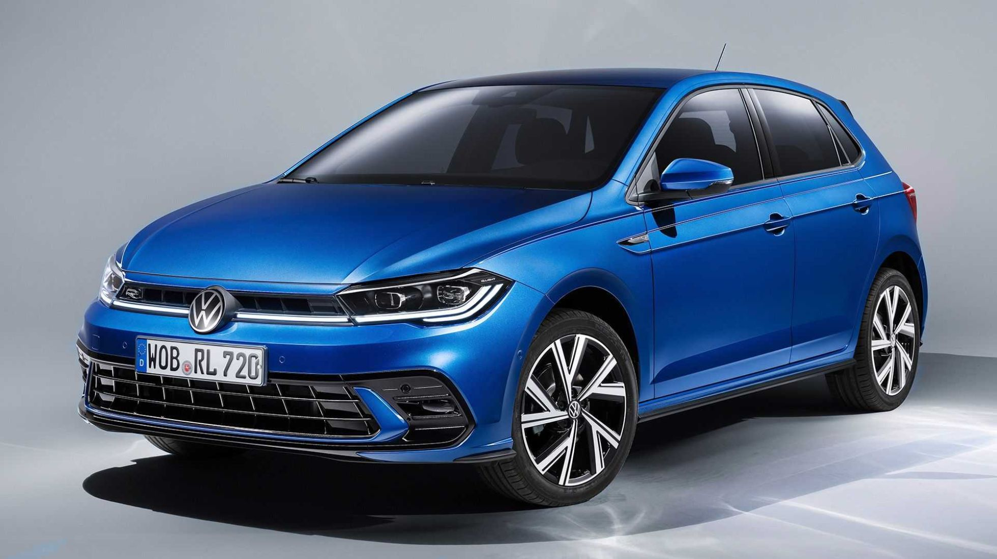 Volkswagen's Polo goes under the knife