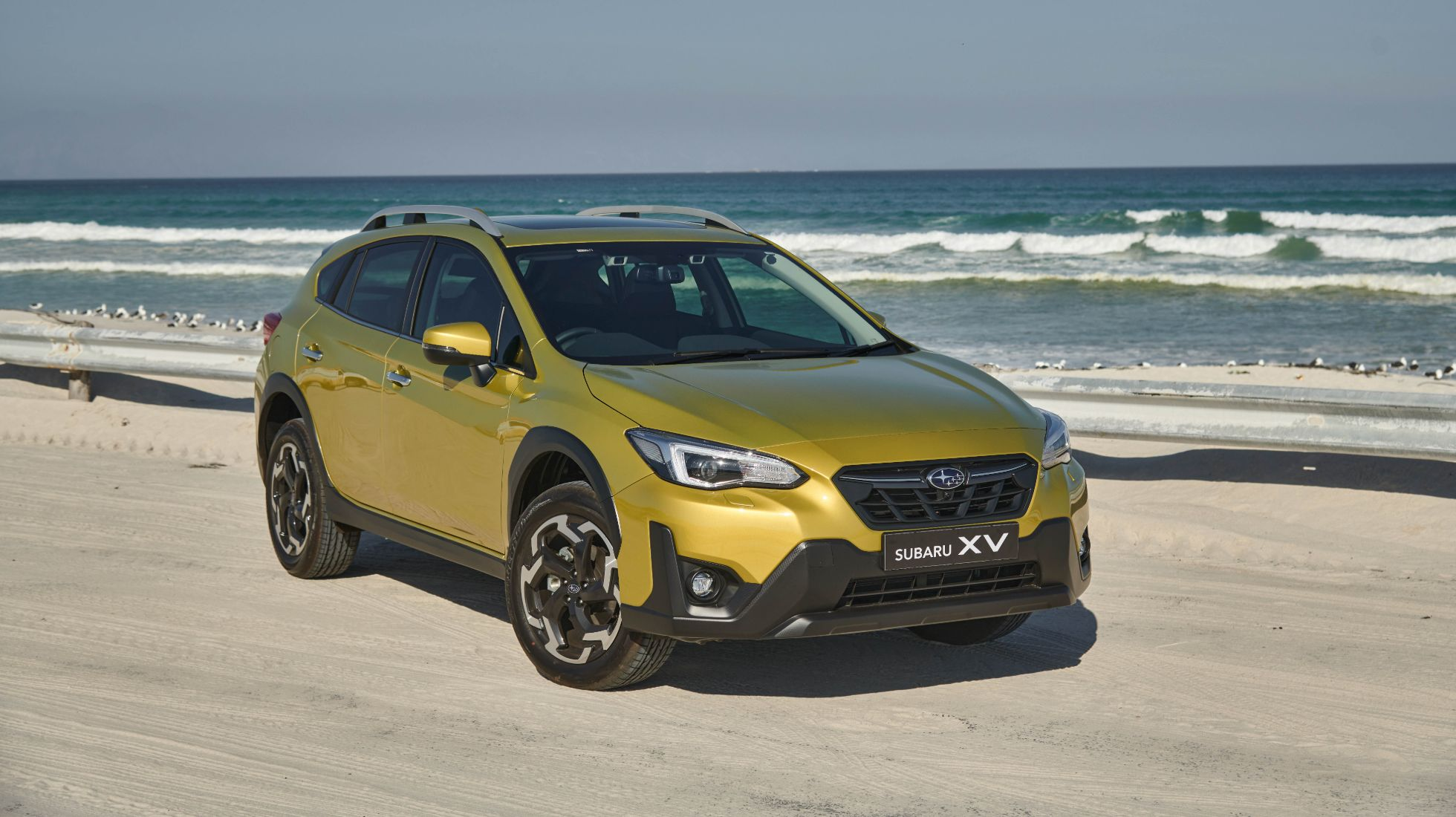 Subaru's XV receives a nip and tuck for 2021