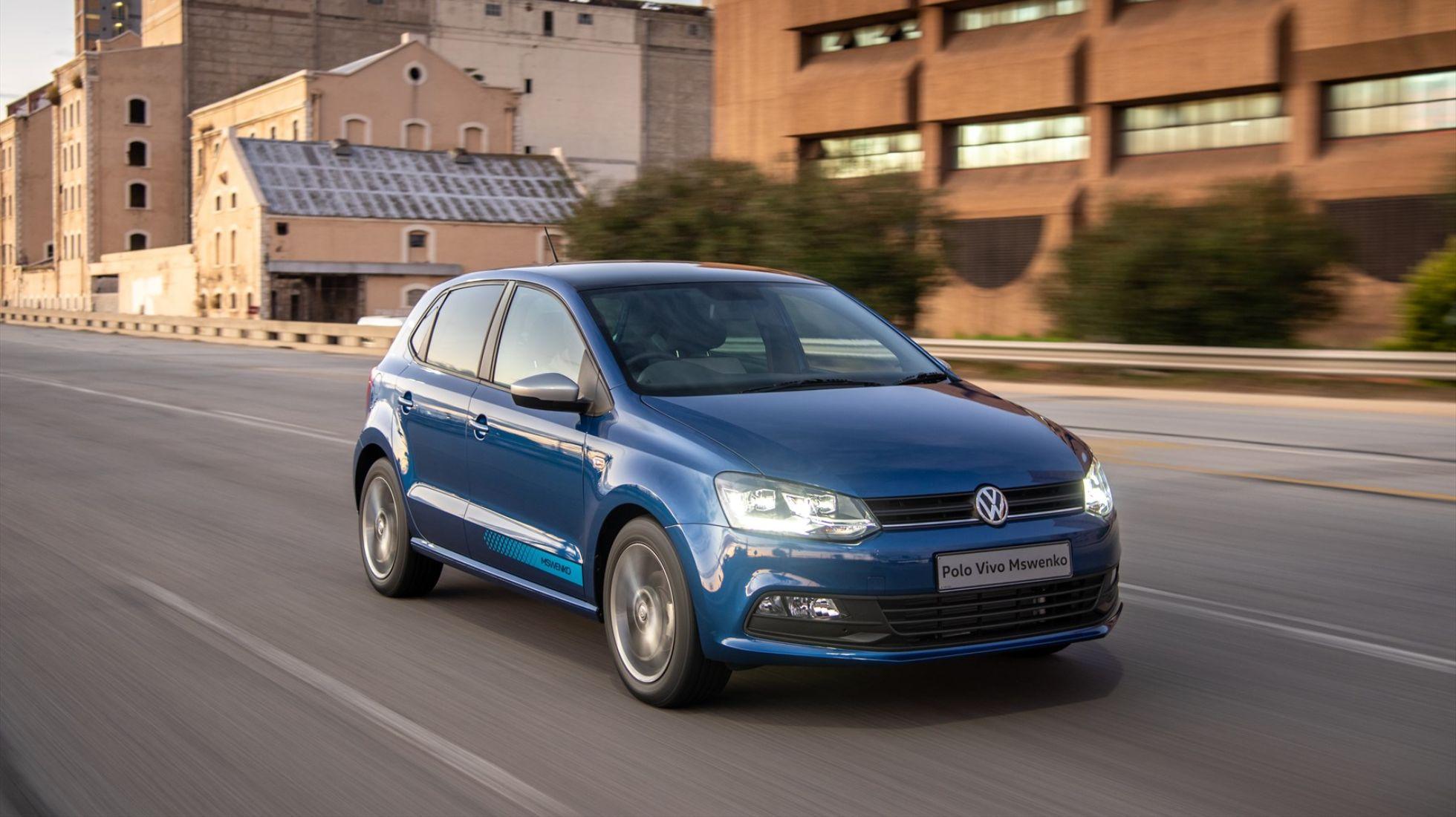 Volkswagen Polo Vivo Mswenko