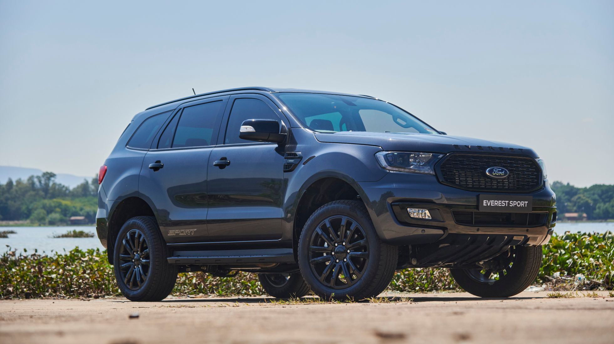 FIRST DRIVE: Ford Everest Sport