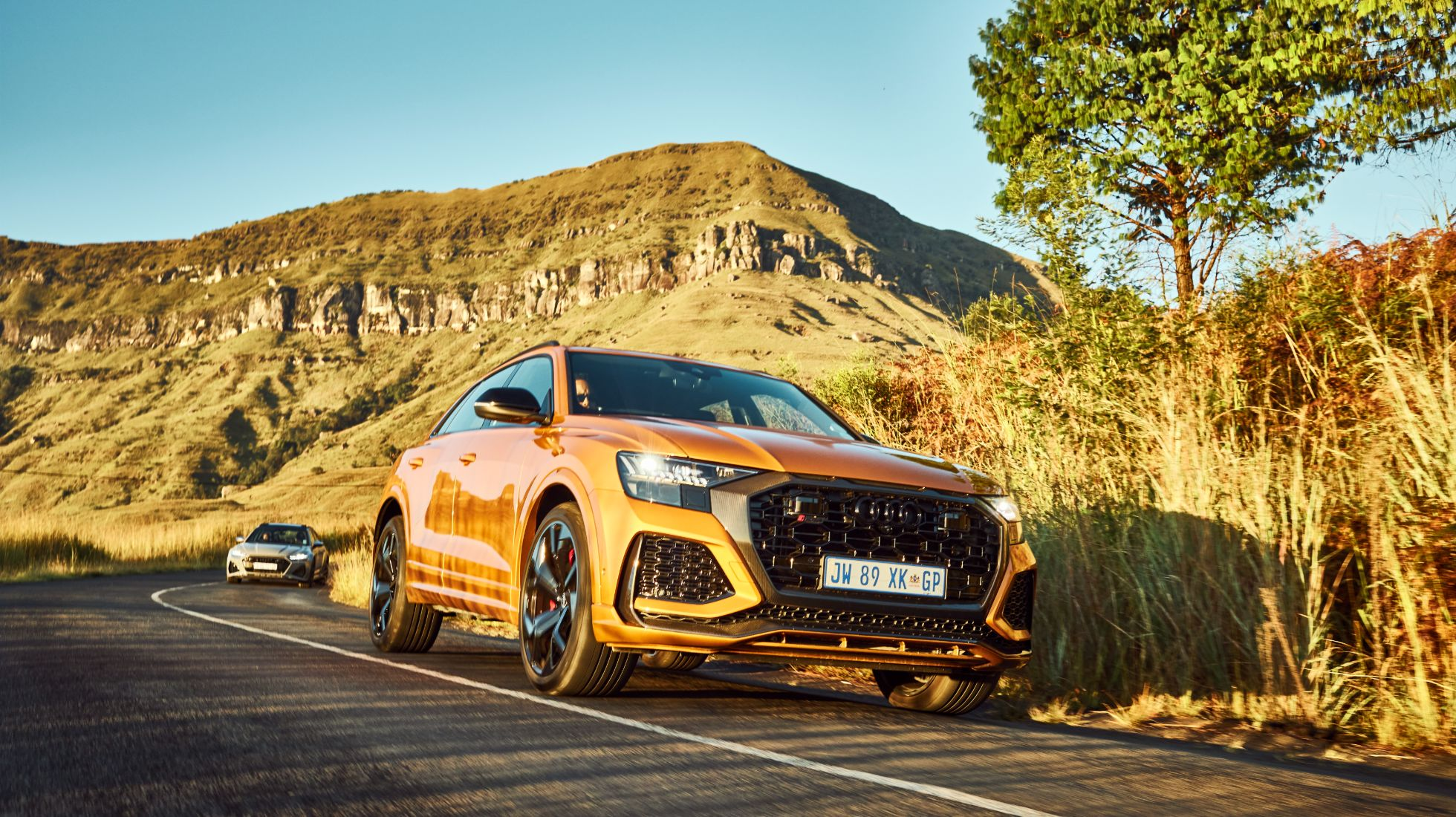 We take the TopGear SA Ultimate Roadtrip in Audi's RS Q8 and RS 6 Avant