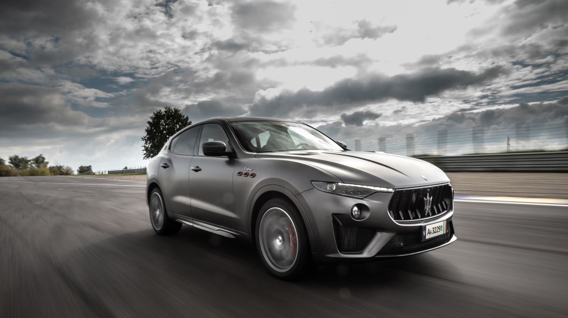 Trident sharpens its Levante prongs