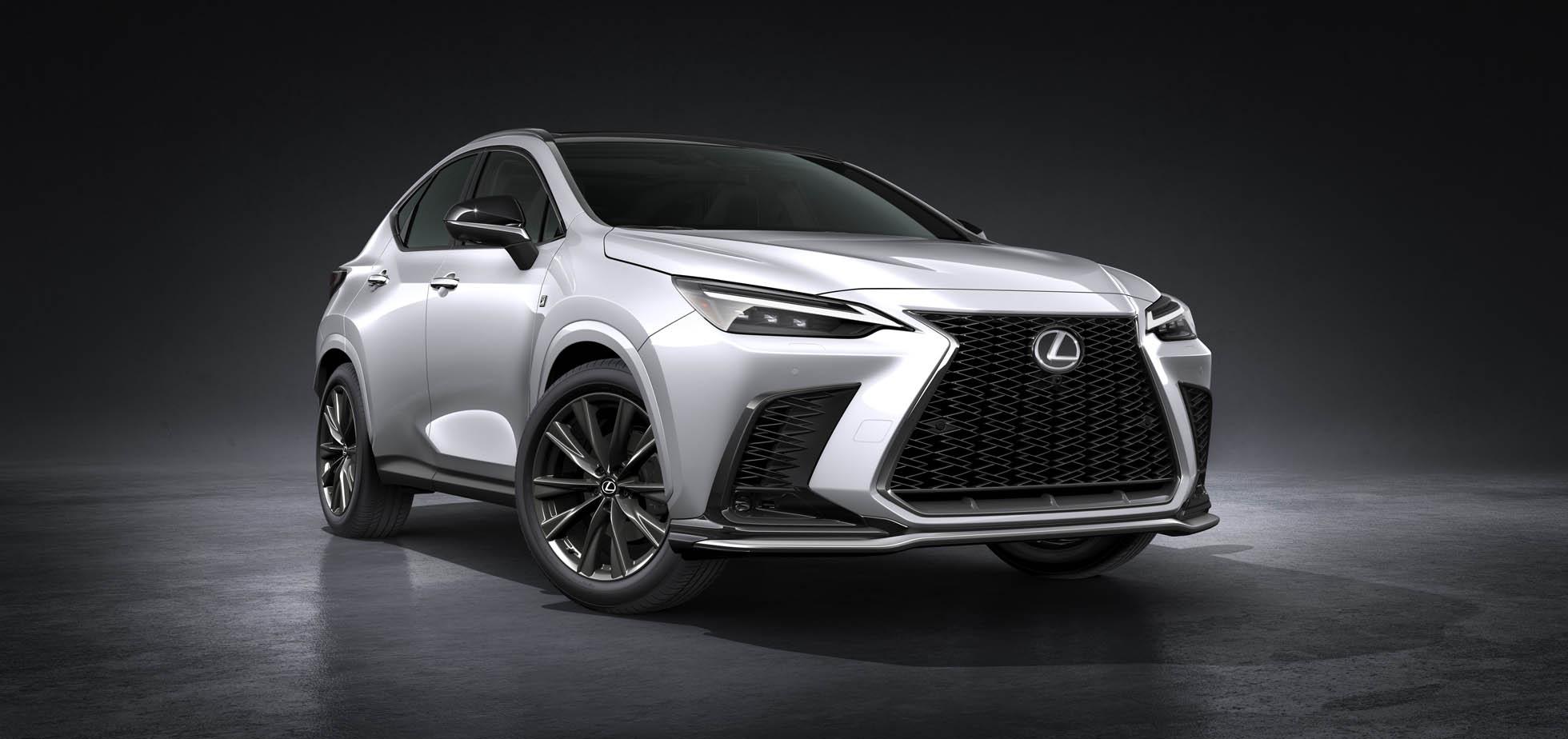 Lexus NX earmarked for early 2022 launch