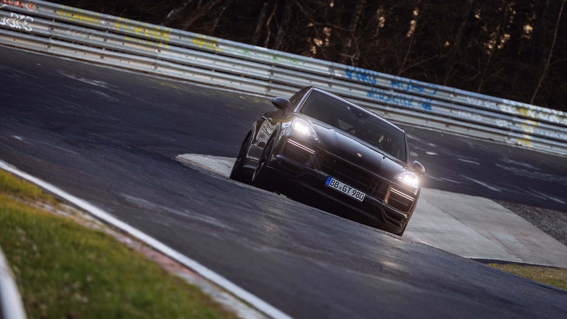 Porsche breaks new record around the Nordschleife