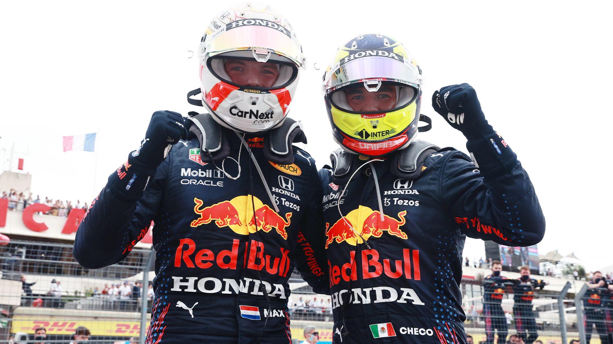 F1: Red Bull take Revenge on Mercedes at Paul Ricard