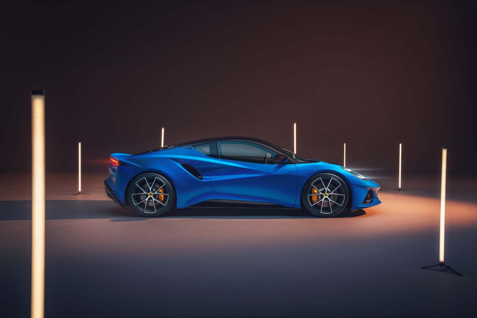 Lotus unveils its Emira
