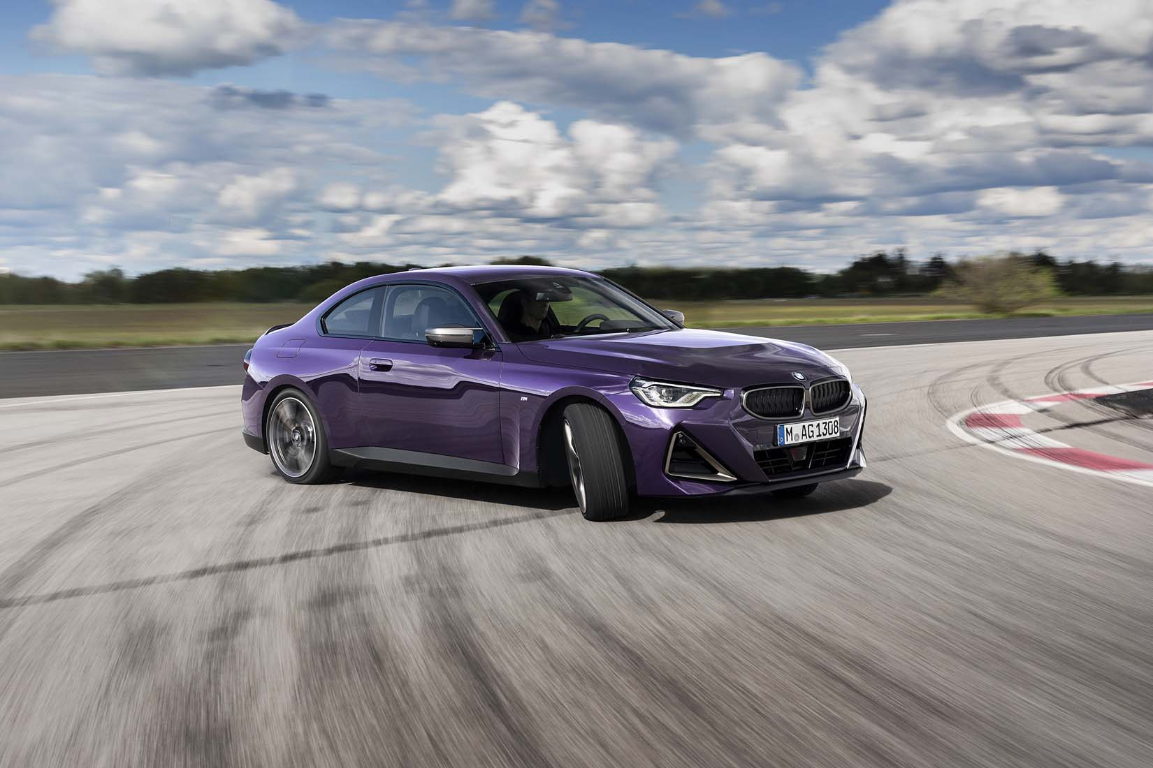 BMW 2 Series Coupe on its way (hopefully)