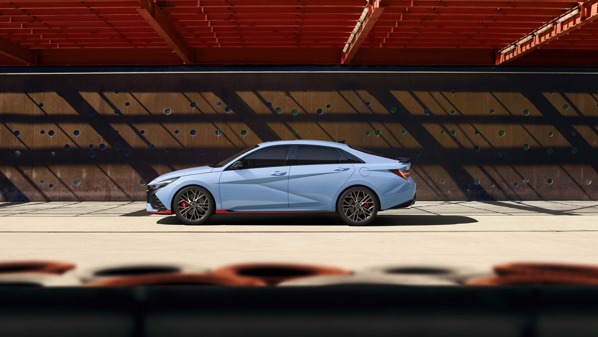 Hyundai unveils its Elantra N
