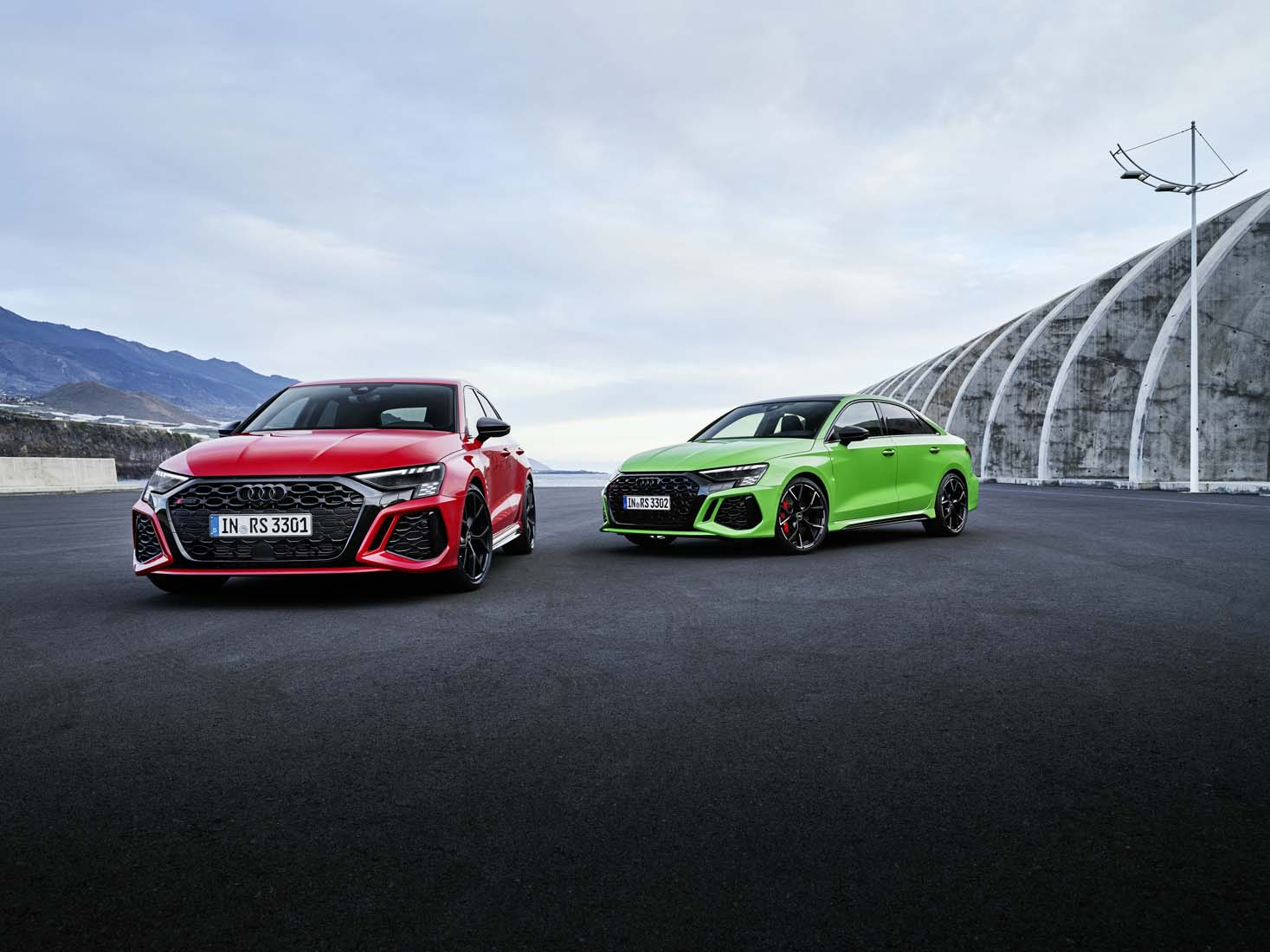 Most complete Audi RS 3 yet?