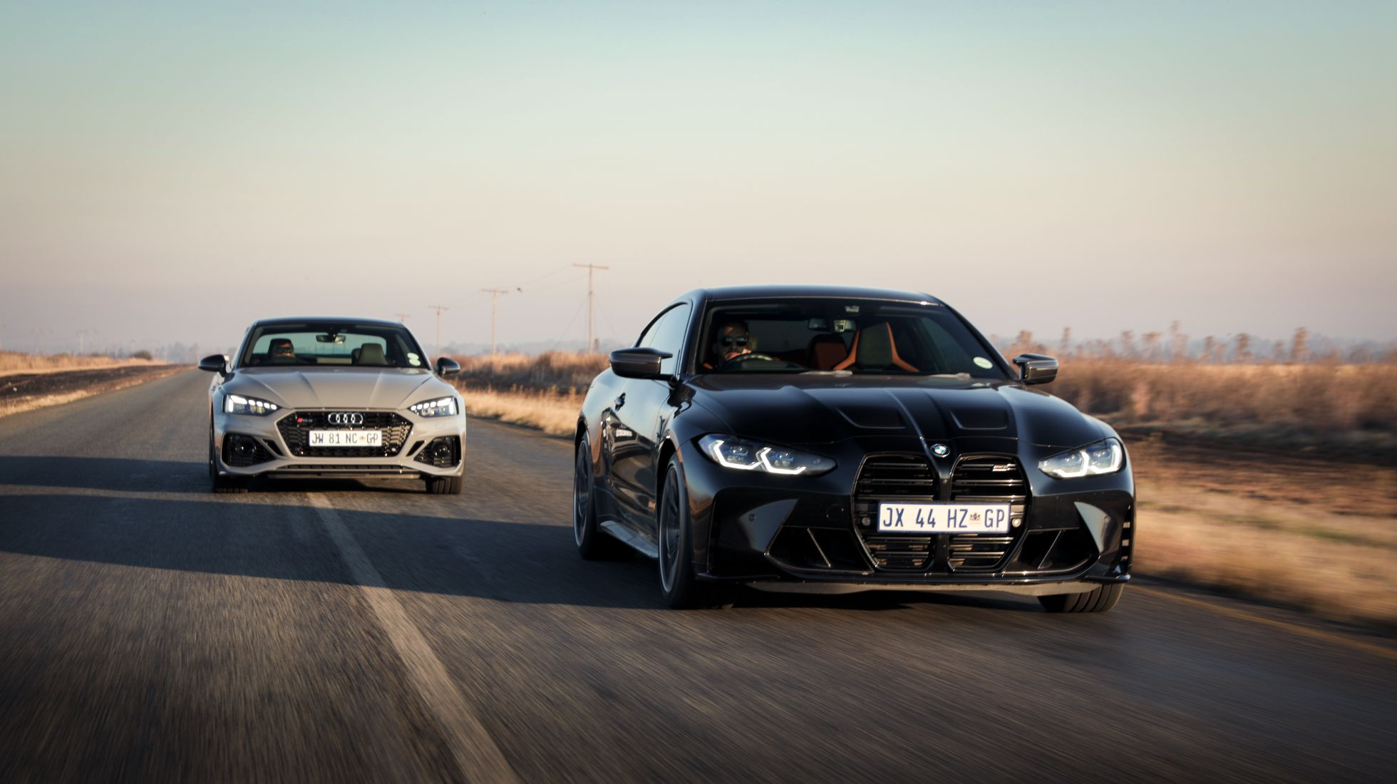 These two German brawlers are pitched at a similar market, one that places performance and styling on a higher pedestal than practicality and sense.