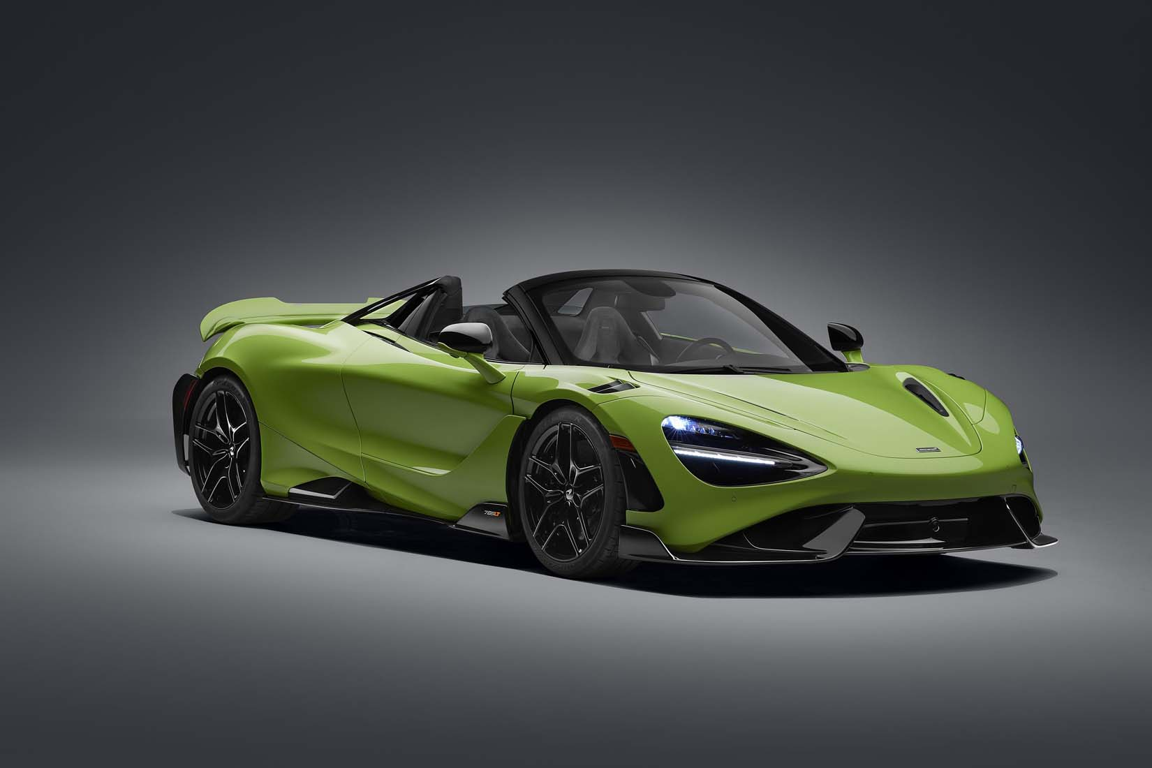 McLaren unveils its most venomous spider - the 765LT