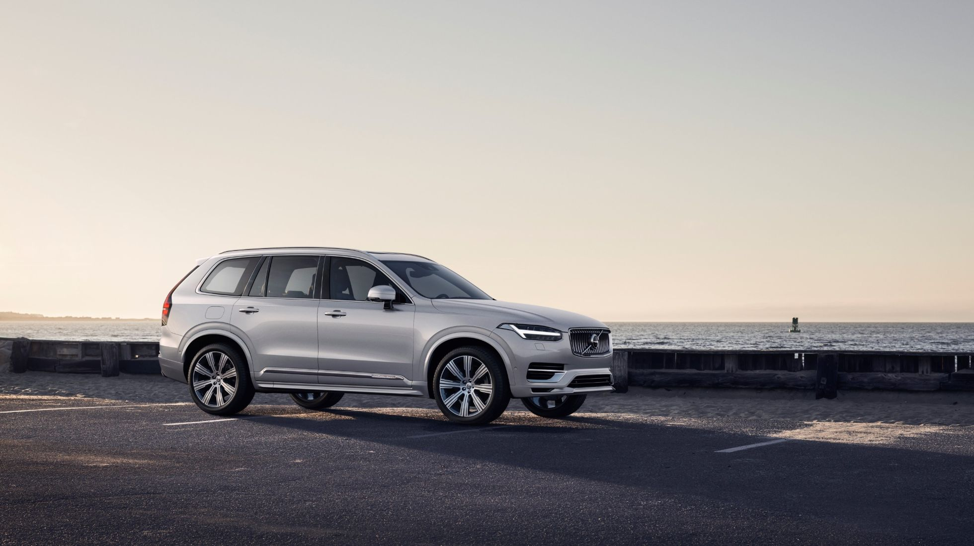 Review: Volvo XC90 T8 Recharge