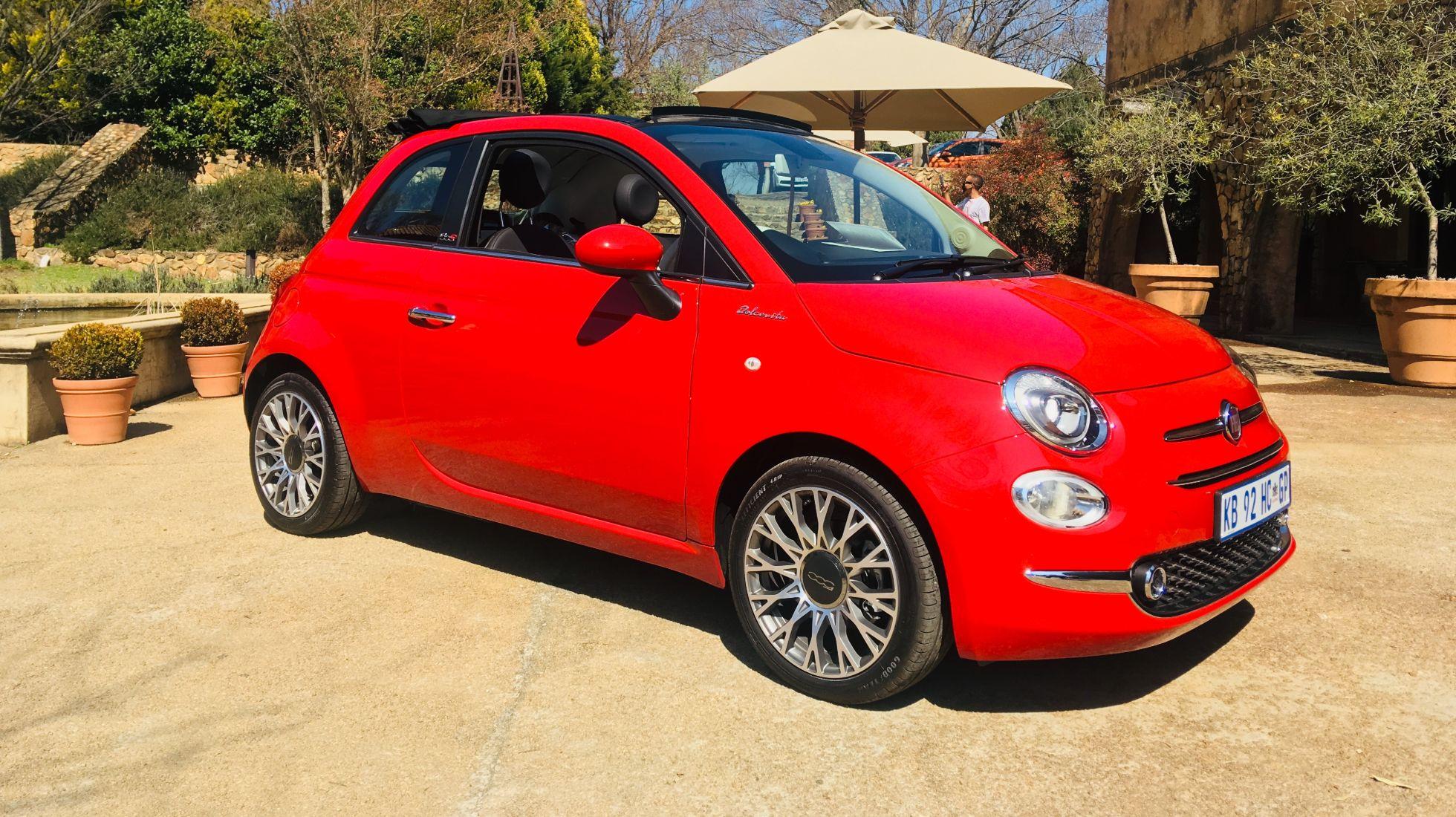 First Drive: Fiat 500 - Ciao Bambino