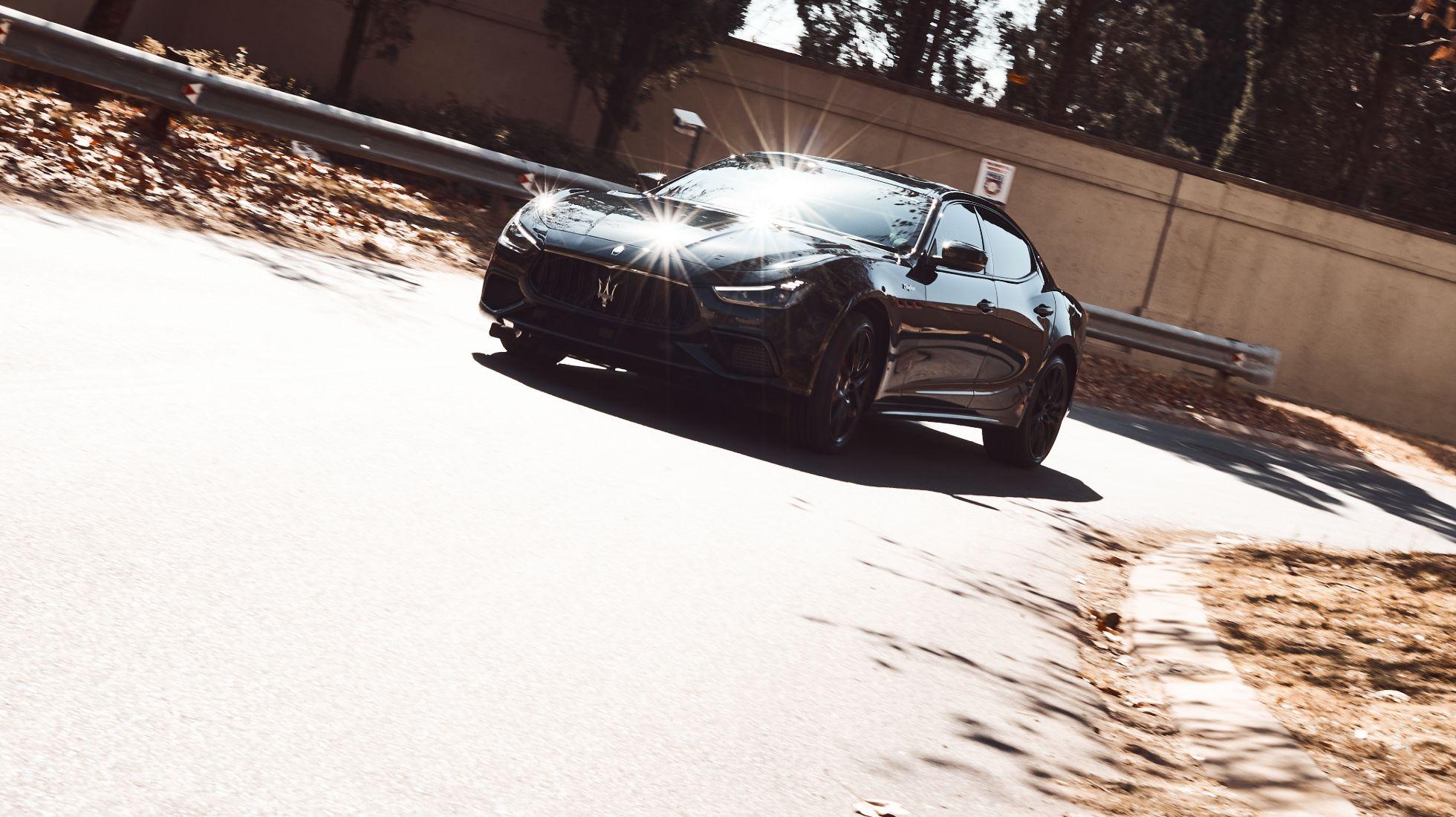 FIRST DRIVE: Maserati Ghibli Trofeo