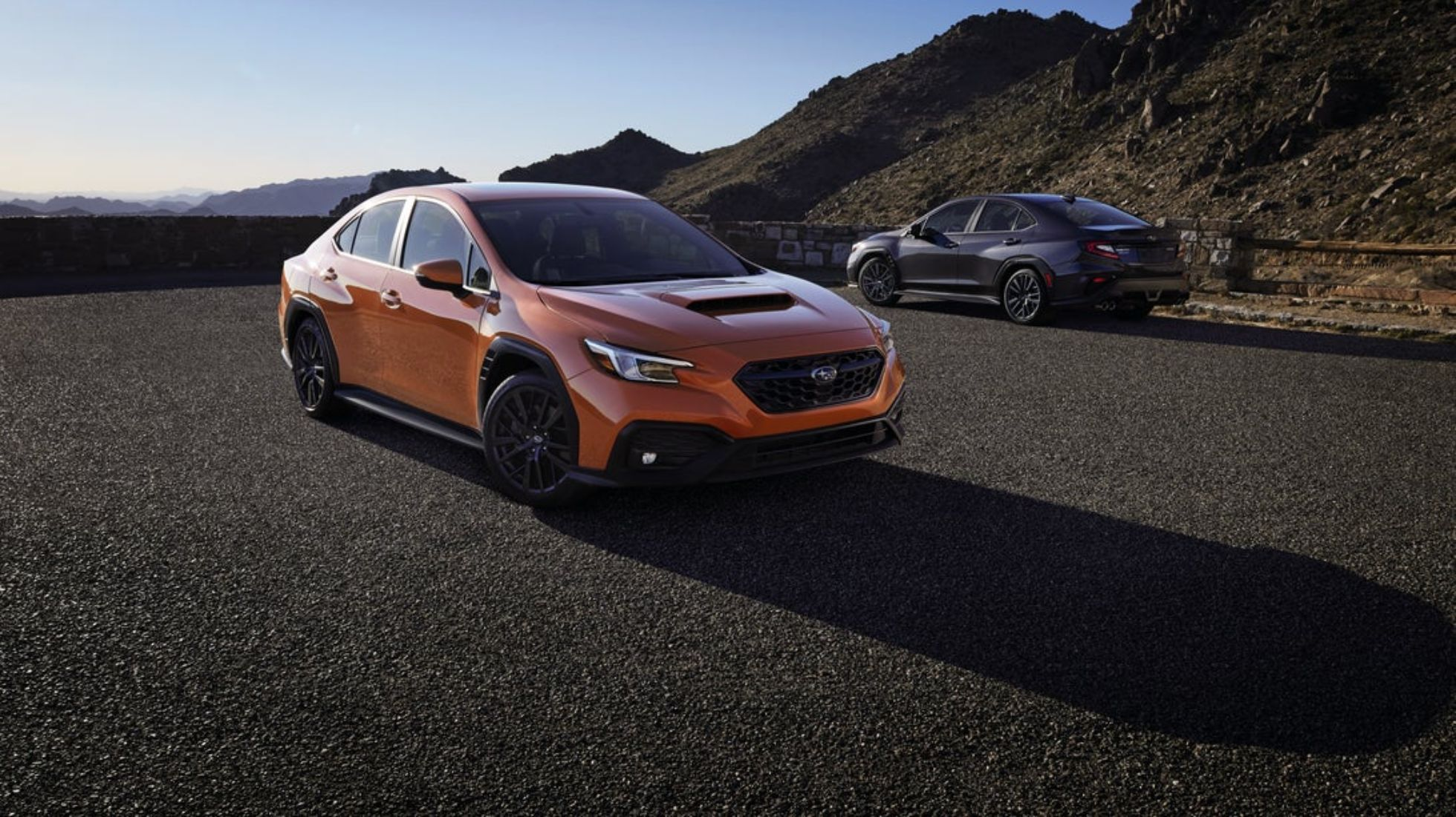 New 2022 Subaru WRX Revealed