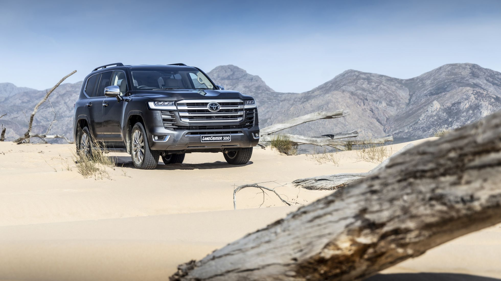 First Drive: Toyota Land Cruiser 300 reinvents family haulers