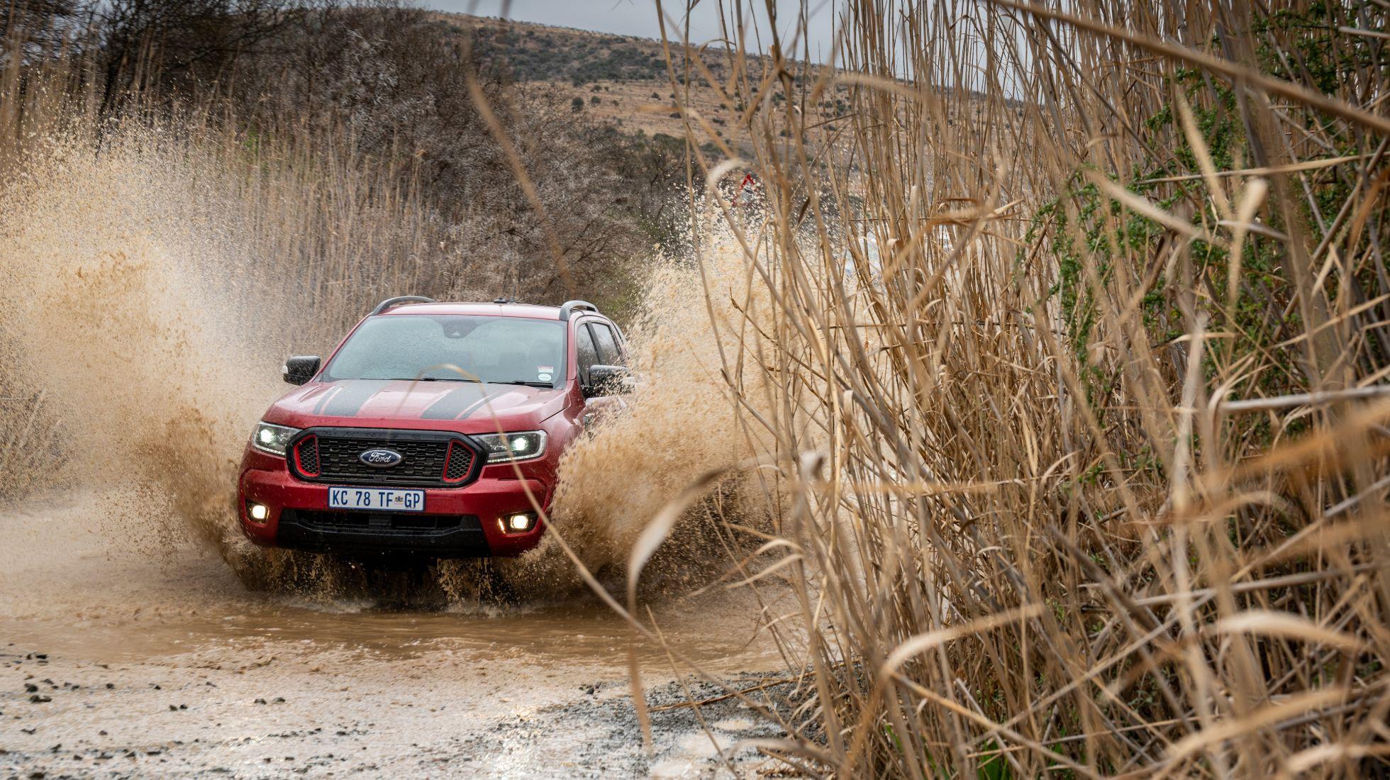 First Drive: The Ford Ranger (Stormtrak) affair