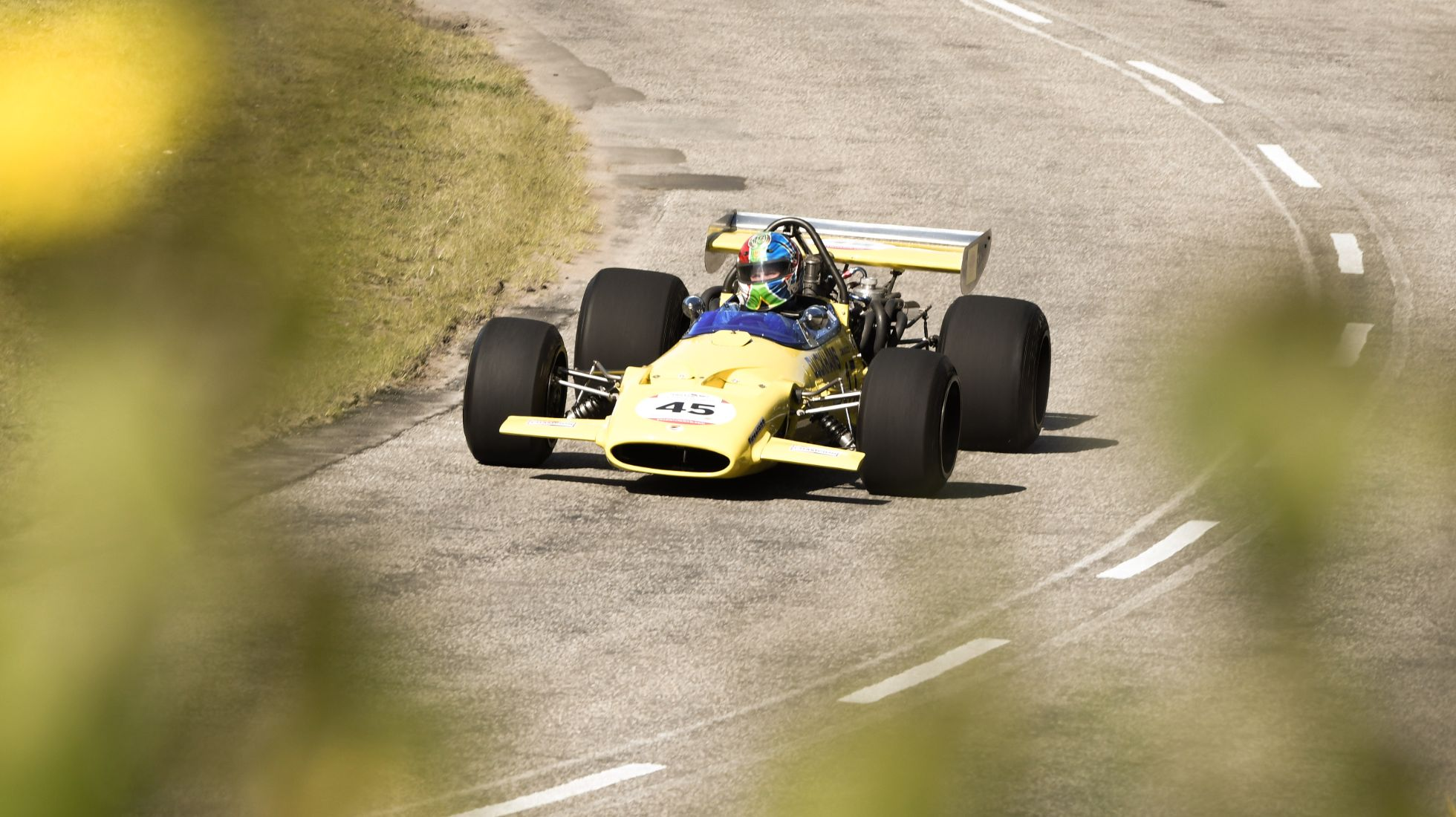 With the dust all but settled after the 11th running of the Simola Hillclimb, we sit down with the man behind it all, Ian Shrosbree, to talk about the business of motorsport.