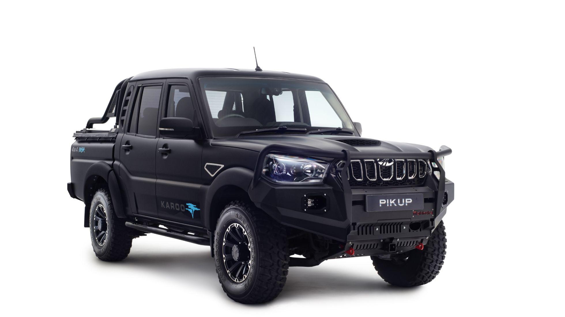 Mahindra Scorpio Karoo Dusk available in limited numbers