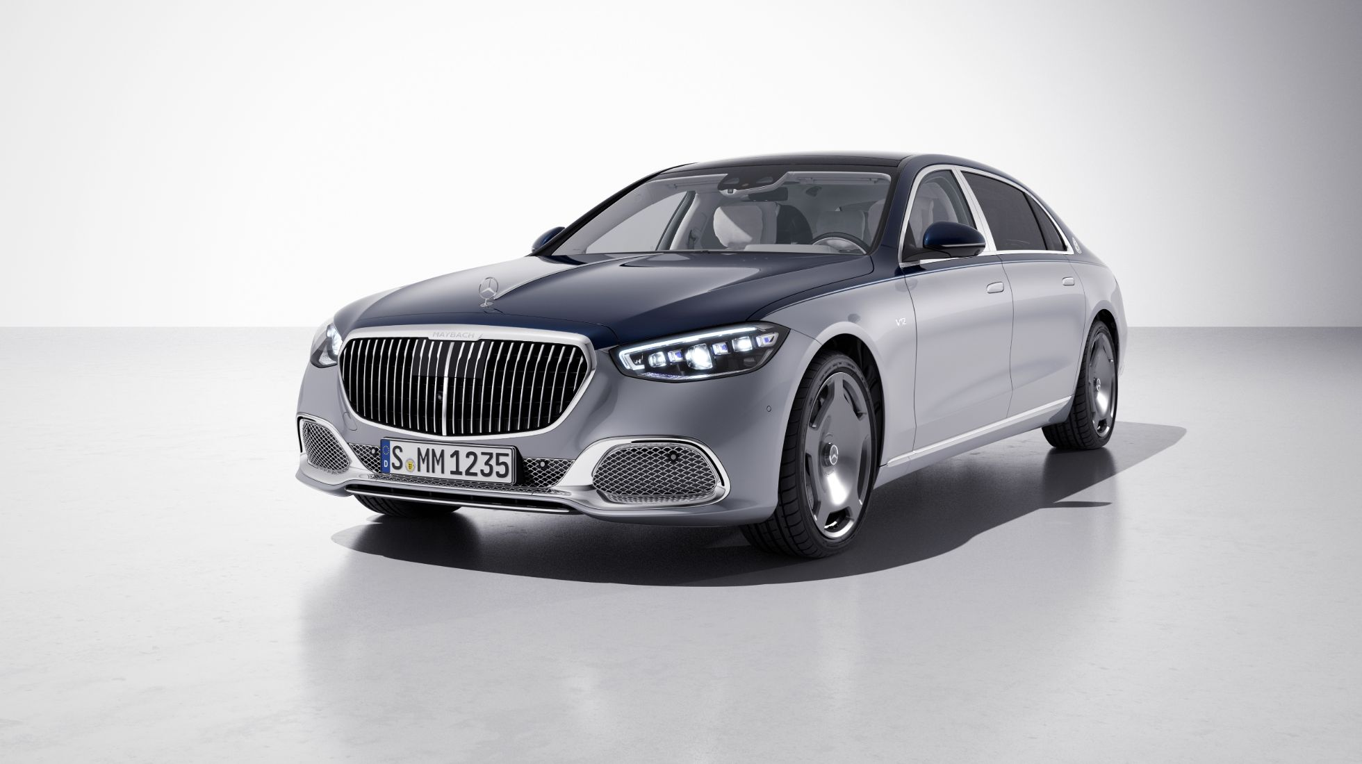 100 Years of Maybach perfection