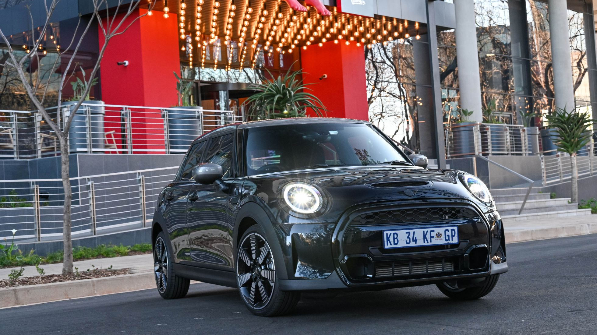 First drive: Still Mini but bigger on styling