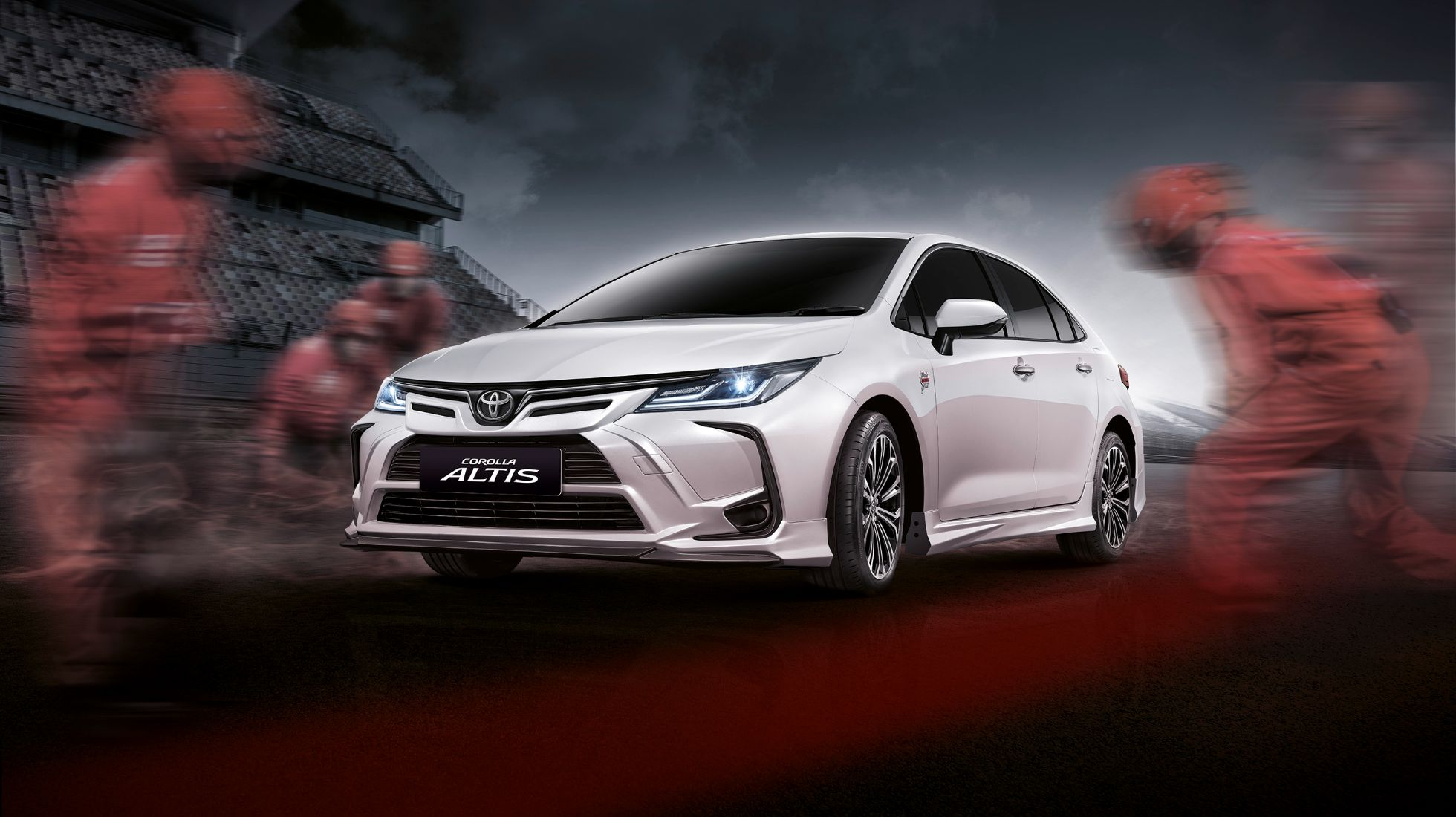 Toyota celebrates Nürburgring success with special edition