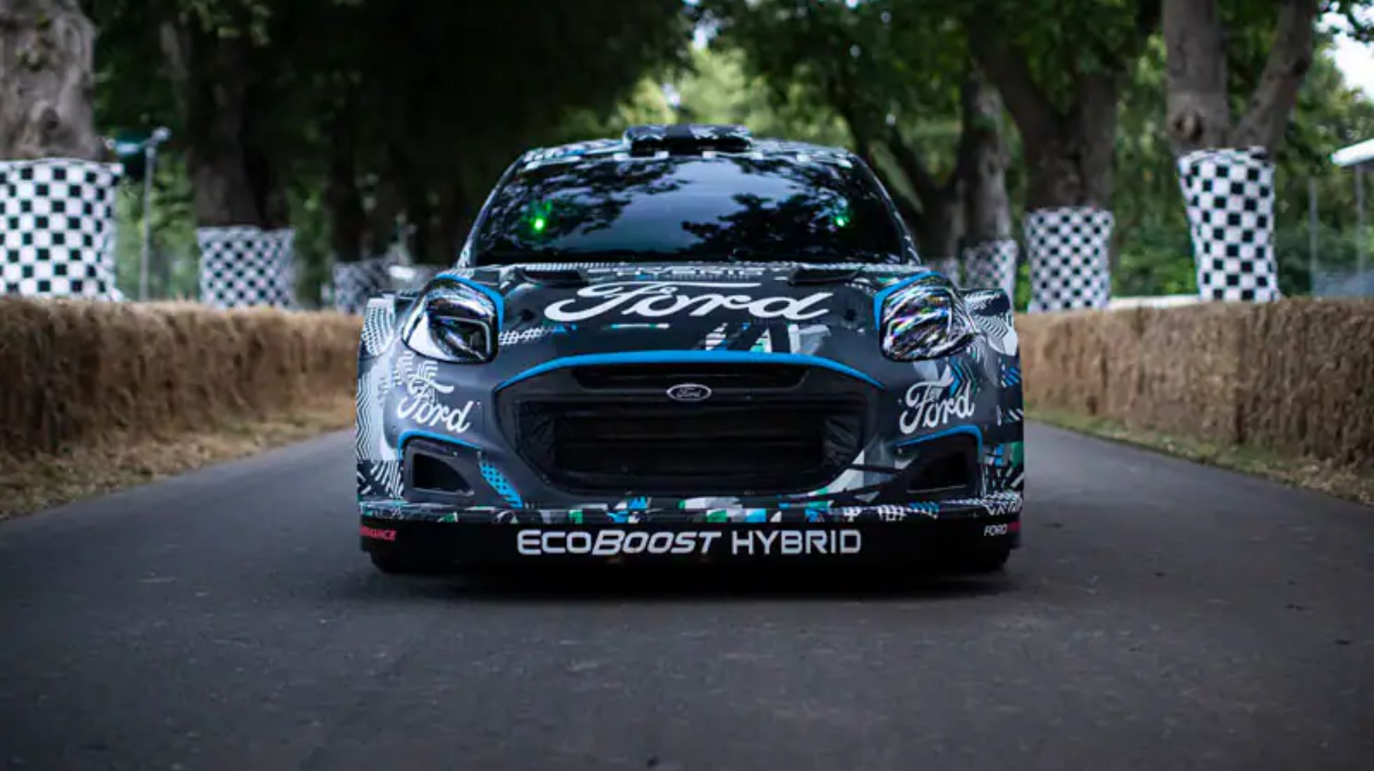 Craig Breen and Paul Nagel join the M-Sport Ford World Rally Championship team