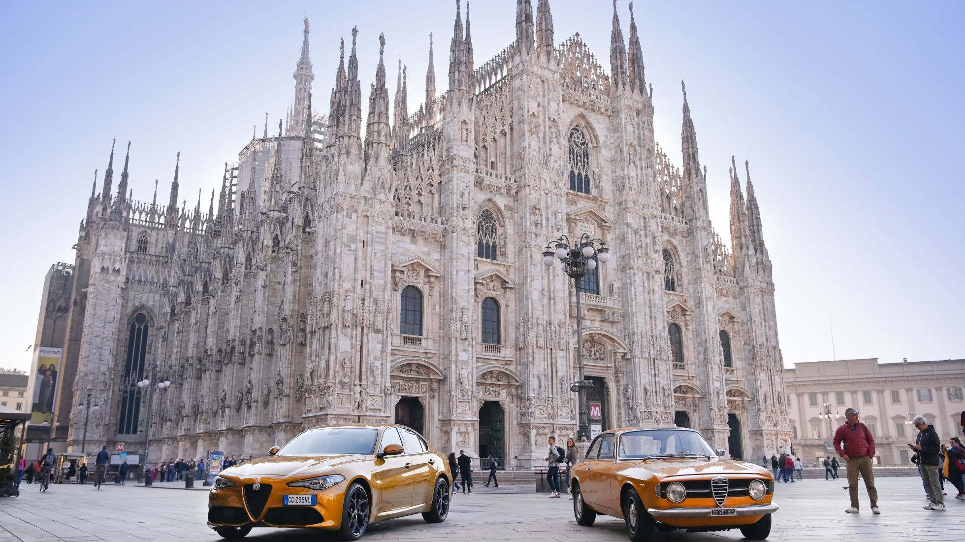 No small-scale inspiration used for Alfa's GT Juniors