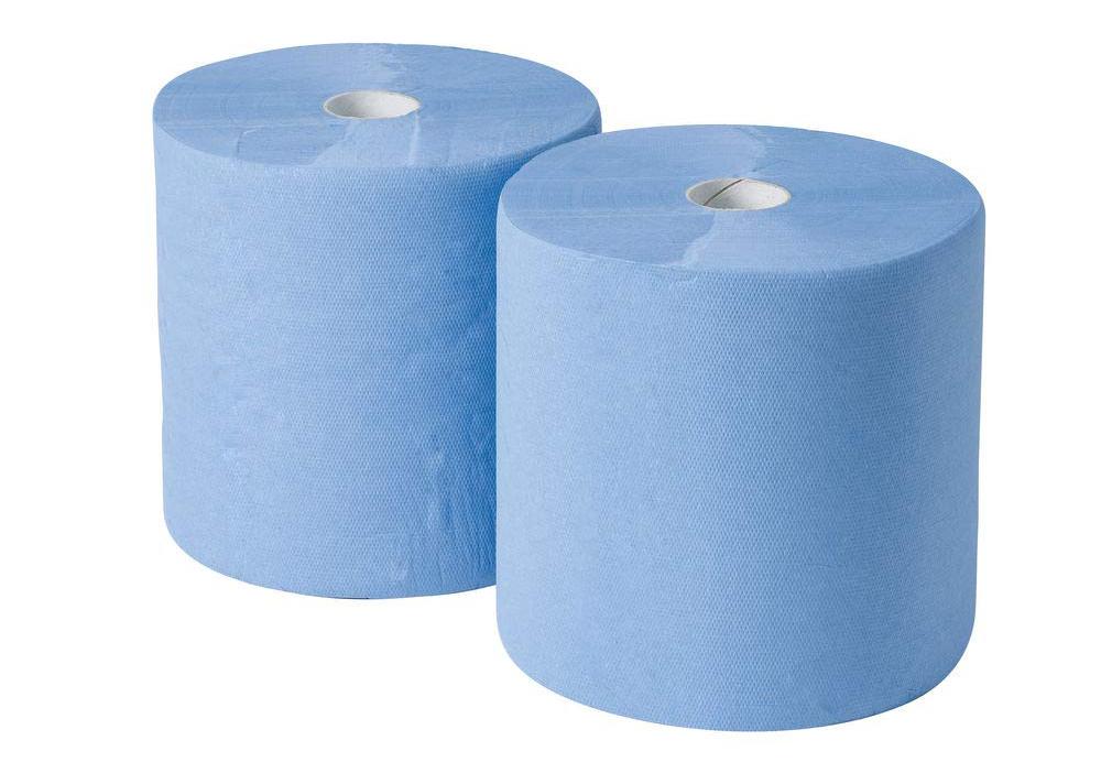 Bobine Industrial Azul 350M