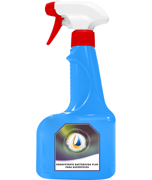 Desinfetante Bactericida de Superfícies 500ML
