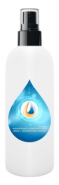 Desinfetante de Mãos em Spray 150ML