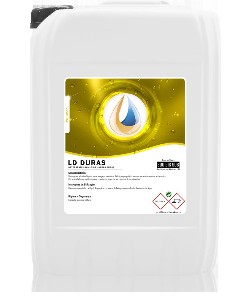Detergente Lava-Loiça (Águas Duras)