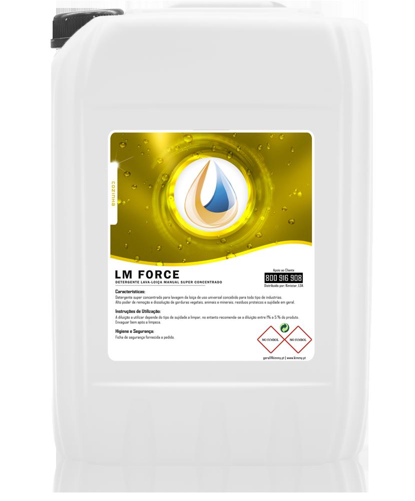 Detergente Lava-Loiça Manual Super Concentrado