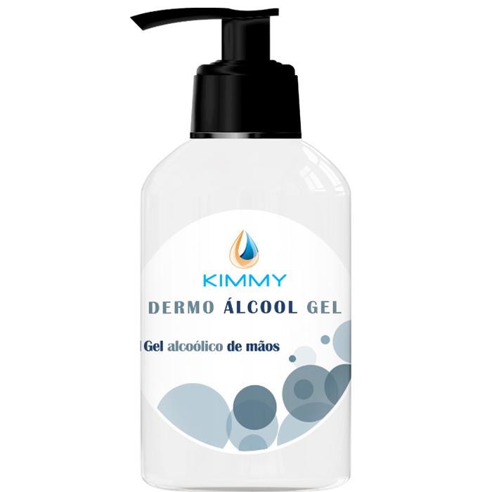 Dermo Álcool Gel - Gel Hidroalcoólico de Mãos