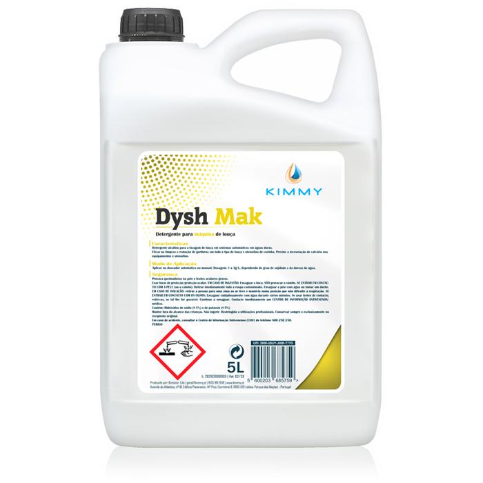 Dysh Mak - Detergente para Máquina de Louça