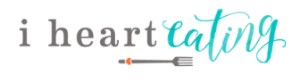 I Heart Eating recipes partner logo