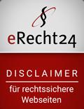 eRecht24 Auszeichnung