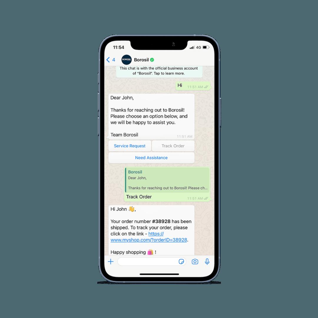 Personalized Experience Konverse AI