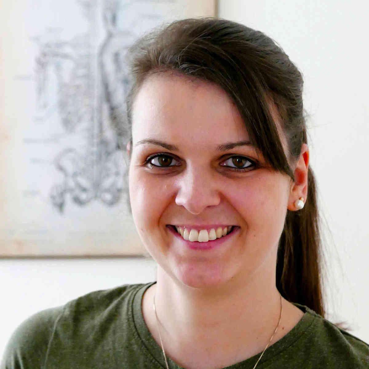 Nina Timm - Physiotherapeutin
